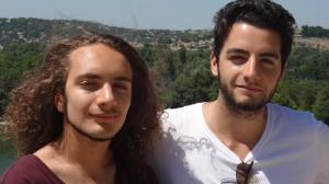 David et Raphaël