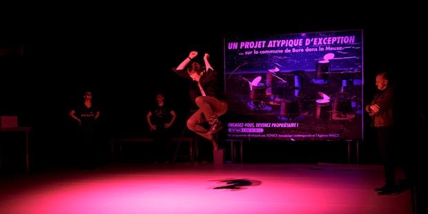 PRIMITIFS -LA COMA - MICHEL SCHWEIZER - Dans le cadre du Festival 100% La Villette -