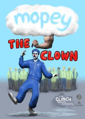 Mopey the clown
