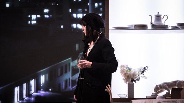 Isabelle Adjani dans Opening Night